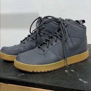 Nike long sneakers .